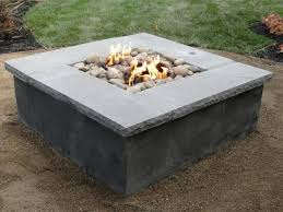 Fire Pit Liner by How To Build A Fire Pit On Concrete Fire Pit Ideas