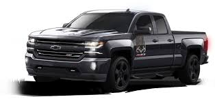 the most exciting special edition chevy pickups for 2016