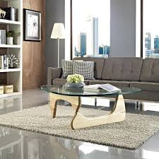 glass living room furniture ideal for all taste designs ideas