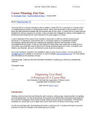 Template For A Business Plan Free Download Business Plan For A Band