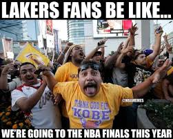 Lakers Meme - 20 best memes of the warriors crushed by the lakers sportige