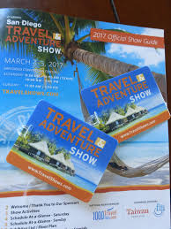my vintage journeys march 2017 the 4th annual san diego travel adventure show held in march 2017 was the place to go for inspiration insight and expert information