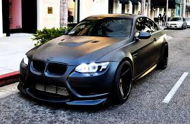 top 10 matte black cars autofluence