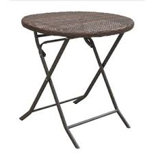 Outside Bistro Table Folding Outdoor Bistro Tables You U0027ll Love Wayfair