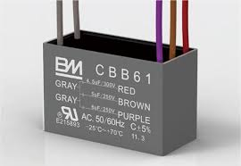 cbb61 fan capacitor speed regulation series cbb61 in other