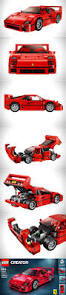 lego ferrari f40 lego creator ferrari f40 lets you build your own supercar with