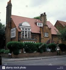 Queen Anne Style Home by Bedford Park London Stock Photos U0026 Bedford Park London Stock