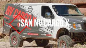 nissan cargo minivan new nissan nv cargo x nissan a cummins powered off road