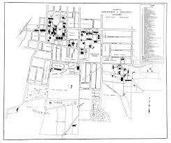 Columbia Campus Map Campus University Of Missouri Columbia