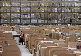 amazon warehouse black friday amazon pulls u0027small number u0027 of items from website after fire in