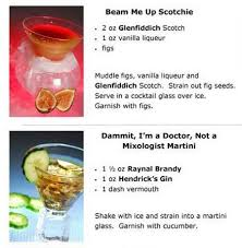 beam me up scotchie 10 trek themed cocktails to get your