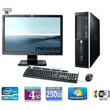 ordinateur de bureau windows 7 pas cher pc bureau pas cher neuf pc de bureau pas cher neuf unita centrale