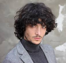 long curly hairstyles for men ideas with long curly hairstyles for men