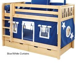 Jysk Bunk Bed Beds With Curtains Teawing Co