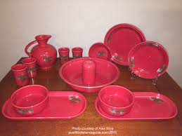 fiestaware pink salary employee pieces post 86 reference guide