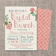 bridesmaid brunch invitation wording etsy bridal shower invitations plumegiant