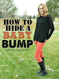 second maternity clothes how to hide a baby bump with my littles
