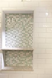 bathroom tile large glass tiles white tile backsplash stone