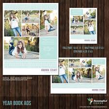 graduation yearbook ad templates senior ad high middle