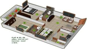 955 sq ft 2 bhk 2t apartment for sale in ncn crystal whitefield