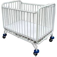 Baby Crib With Mattress Included L A Baby Lab 82 Lbb 82