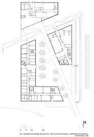 iit student center floor plan winning design rem koolhaas office