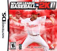 Backyard Baseball Ds Major League Baseball 2k11 For Nintendo Ds Gamestop