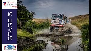 tatra buggyra racing on silkway 2017 stage 5 kolomy 9th youtube