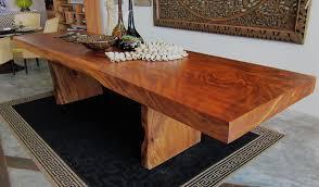 Acacia Wood Dining Table Flowbkk Creative Furniture Designs Thailand Acacia Dining Table
