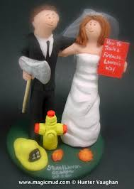 firefighter wedding firefighter wedding cake toppers