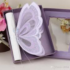 butterfly wedding invitations one set sle butterfly wedding invitations scroll cards