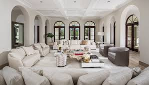 furnished by artefacto this florida mansion is a modern marvel