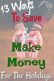 want to save money for the holidays without a club