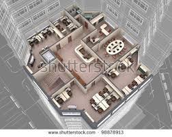 3d floor plan stock images royalty free images u0026 vectors