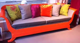 customiser un canapé mise à jour canapé ancien modernisé tendance chic tapissier