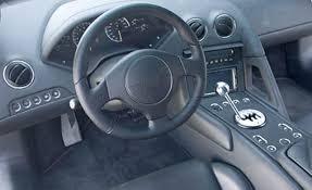 Lamborghini Murcielago Interior - murcielago lp640 6 5 v12 48v 640 hp automatic