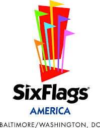Six Flags October Image Six Flags America Logo 805x1024 Jpg Six Flags Wiki