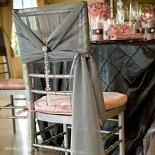gray chair covers chiavari chair covers glow concepts linen rental