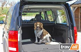 land rover discovery 3 4 dog guard 2004 current original travall
