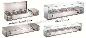 table top cooler for food refrigerated display cooler salad bar refrigerator sale salad