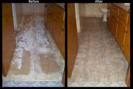 Modren Vinyl Bathroom Flooring Wood Portland Throughout - Bathroom vinyl