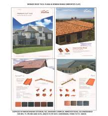 Monier Roof Tiles Imported Clay Roof Tiles False Ceiling U0026 Roofing Supplies