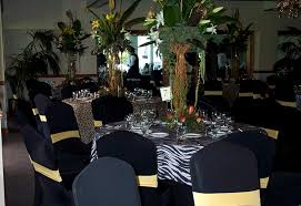 gold spandex chair covers party photos pg 2