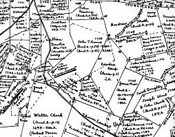 Map Of Warren County Nj First Landowners Of Hunterdon County U2013 Goodspeed Histories