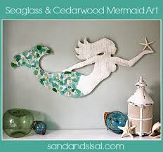 wooden mermaid wall wall design ideas wooden mermaid wall fancy wooden