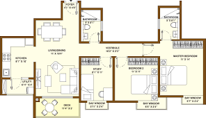 Sq Ft 663 Sq Ft 1 Bhk 1t Apartment For Sale In Bhartiya Nikoo Homes 2
