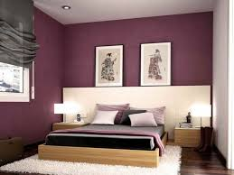 Deep Purple Bedrooms Glamorous Purple Paint For Bedroom Color Wall Decor Schemes Walls