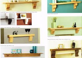 decorating enchanting floating shelf bracket for home accessories