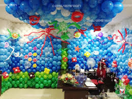 home design modern event makers akhil balloon party decorators
