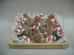 great christmas gift idea christmas cookie basket christmas